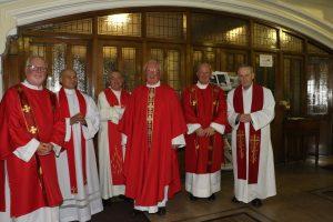 2018-09-Fr Michael Coady Farewell
