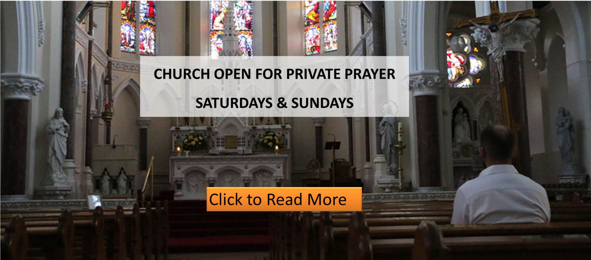 Church Closure and Opening Times