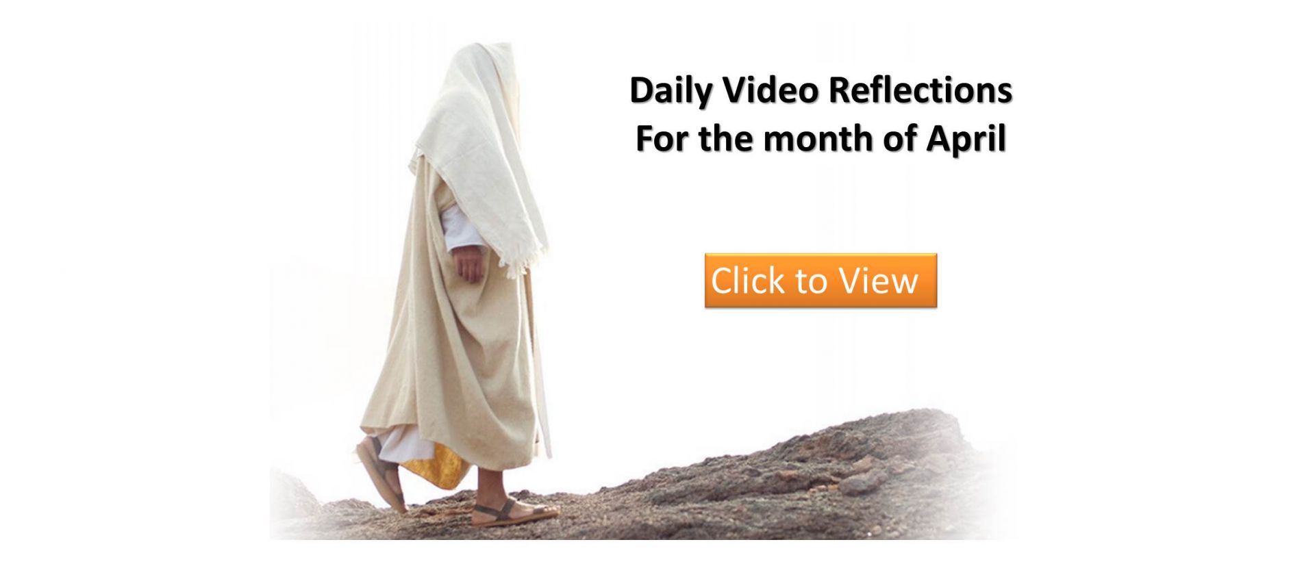 Daily Gospel Reflections for April